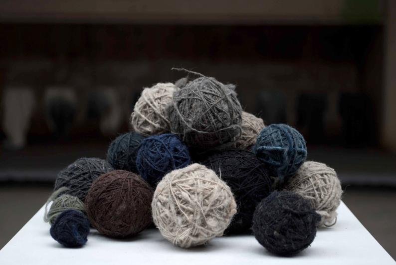 The last yarn. 2013 Hannah Leighton-Boyce (photo credit Susan Crowe)